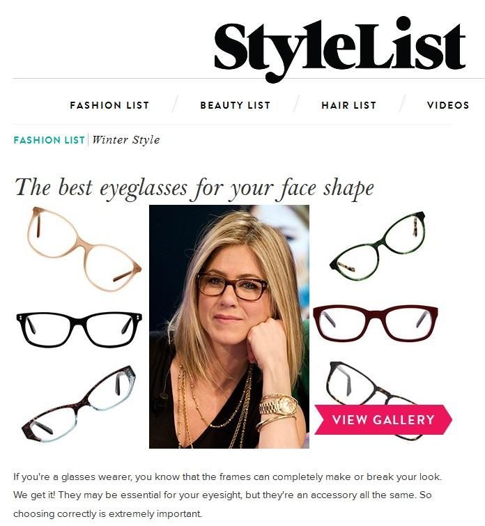 What Is The Best Eyeglass Frame For A Round Face : 20 best images about Glasses for oblong & oval face shape ...