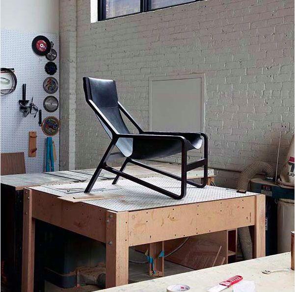 TORO Modern Lounge Chair