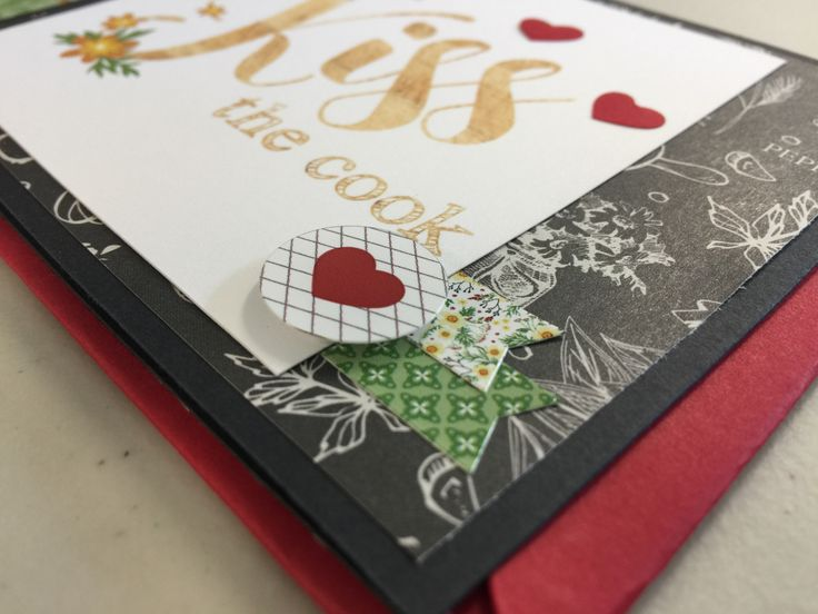 When I saw the Made with Love Collection, I knew I had to make a mini album!! Mini albums are the perfect handmade gift to give a friend or family member.