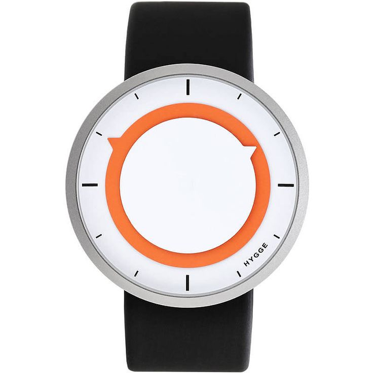 hygge watch rotating disc by twisted time | notonthehighstreet.com