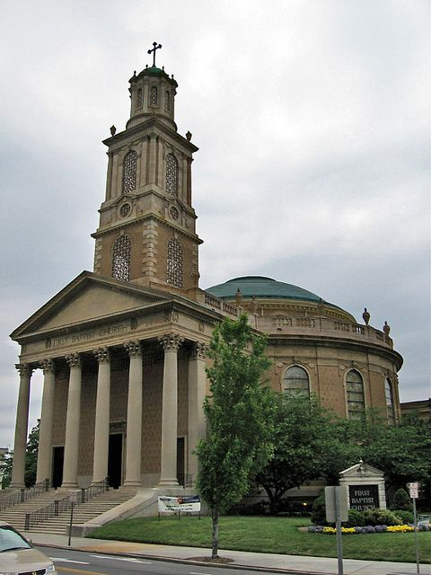 First baptist Church of Winston-Salem, North Carolina