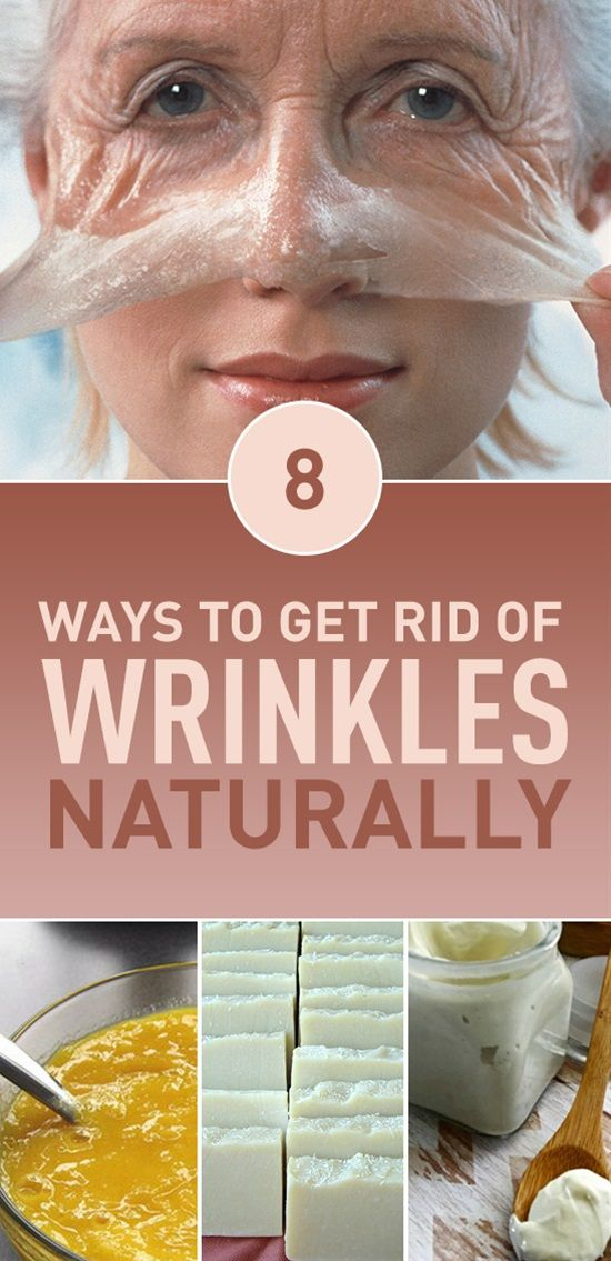 Wrinkled skin is an inevitable part of aging. You might think it's really bad, and that you've lost your charm to age. But that's not necessarily true, because you can reverse its effects, using naturally homemade solutions anyone can make. Take a look at some of the most effective natural solutions for skin wrinkles you can try now.