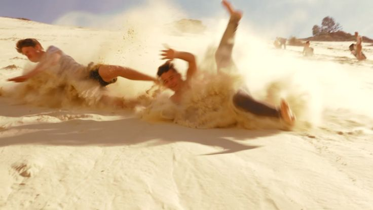 Sand Boarding in Krugersdorp!