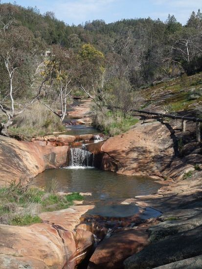 Best swimming hole! Beechworth Gorge Beechworth, Victoria Australia