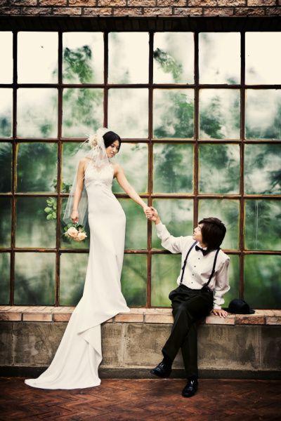 Kim Hyun Joong & Hwangbo #WeGotMarried