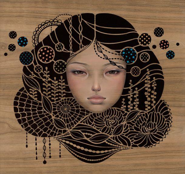Project Fairytale: Audrey Kawasaki