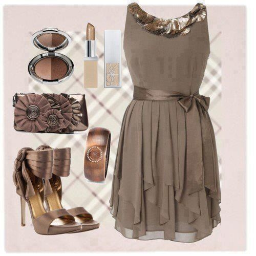 Dressy... Classy :)