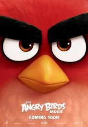 """Angry Birds        Angry Birds      Ljute ptice  Ocena:  6.30  Žanr:  Animation Action Comedy Family  """"Meet Bomb""""In the 3D animated comedy The Angry Birds Movie we'll finally find out why the birds are so angry. The movie takes us to an island populated entirely by happy flightless birds - or almost entirely. In this paradise Red (Jason Sudeikis We're the Millers Horrible Bosses) a bird with a temper problem speedy Chuck (Josh Gad in his first animated role since Frozen) and the volatile…"""