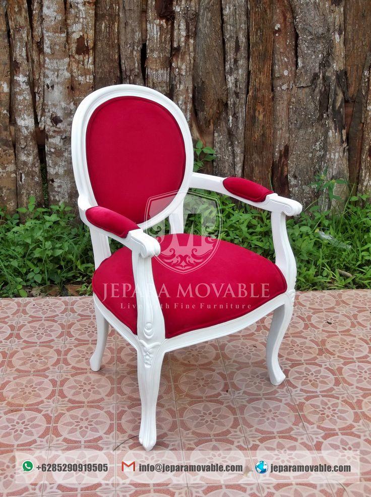 Kursi Rococo / Racoco Chair