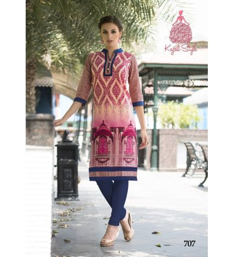 Cotton kurtis to swear by this summer. Only on #Kraftly
