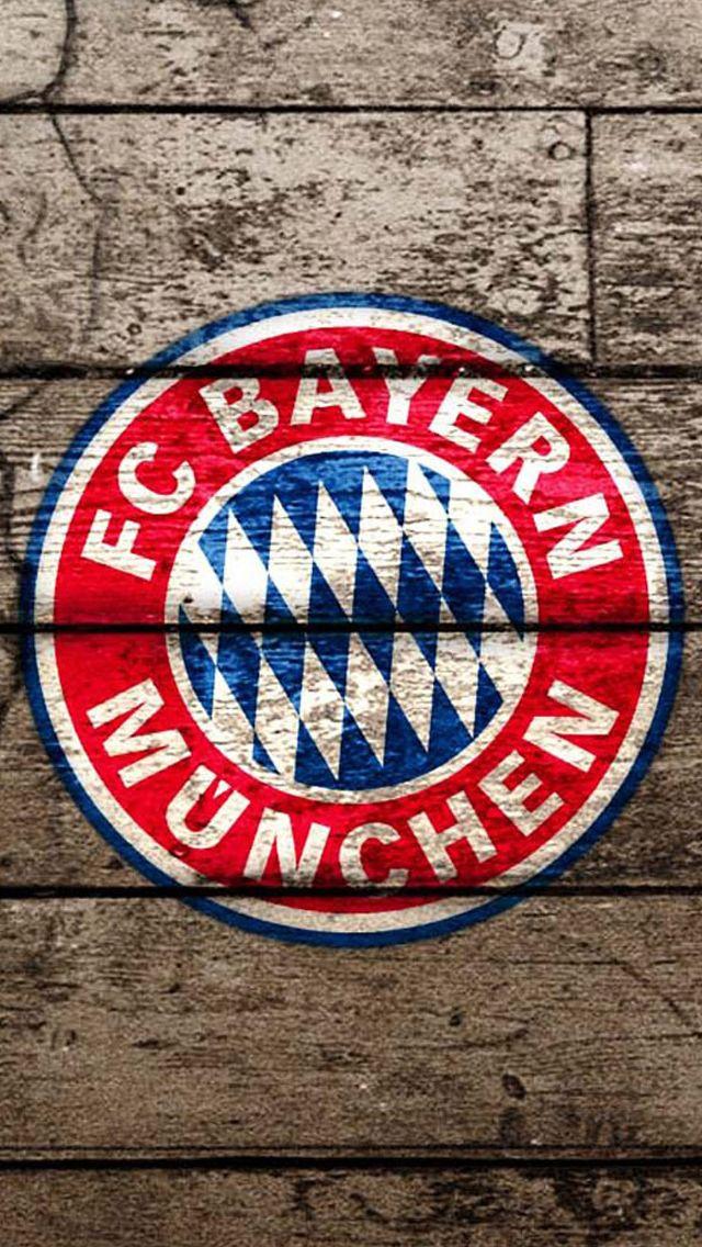 FC Bayern Munich  #iPhone #5s #Wallpaper