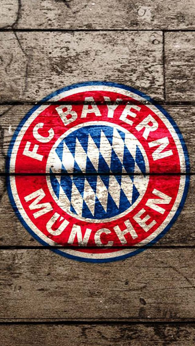 FC Bayern Munich  #iPhone #5s #Wallpaper