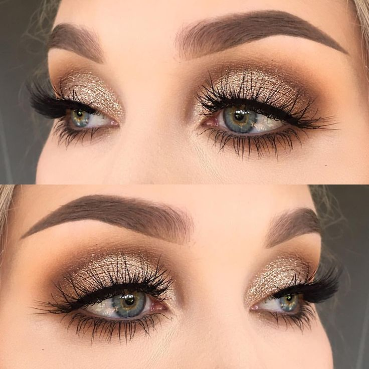 """1,559 Likes, 9 Comments - @helenesjostedt on Instagram: """"No I used @makeupaddictioncosmetics vintage palette (shadows: dirty brown and cocoa lace) 