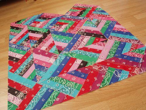 Handkerchief Blanket