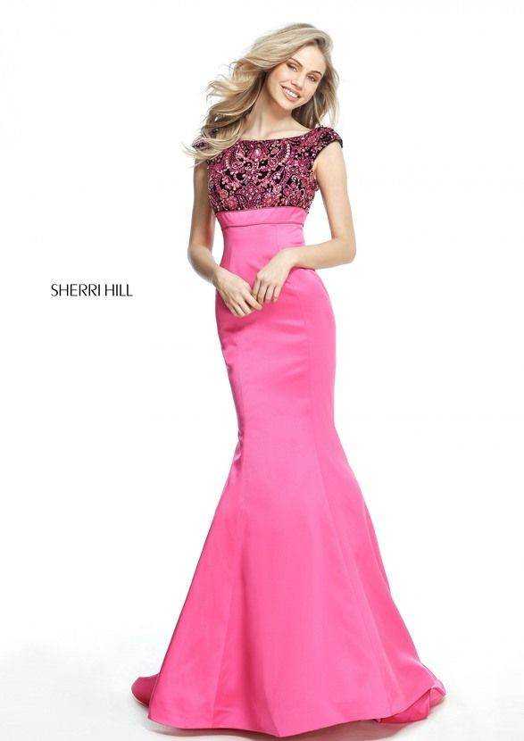 80 best Sherri Hill images on Pinterest | Vestidos del desfile, Alta ...