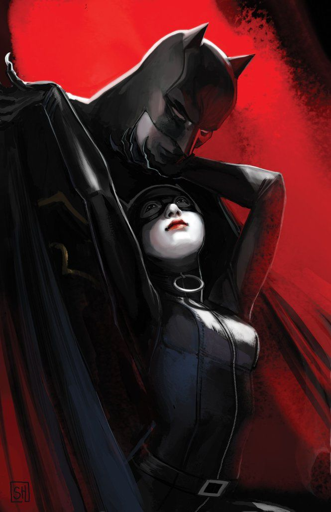 "Batman #14 ""I AM SUICIDE"" epilogue! Back in Gotham City, Batman and Catwoman confront their past and make a decision about their future that may change their city forever. 