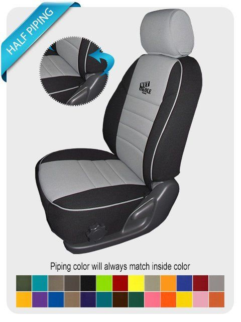 Wet Okole Half Piping Seat Covers
