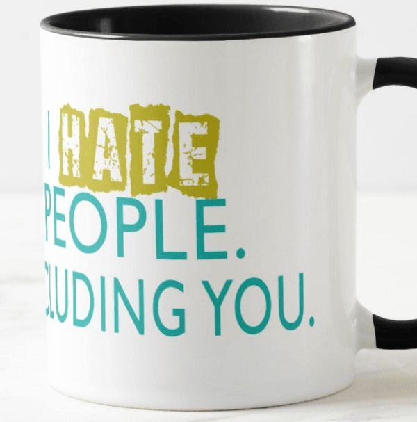 Is #coffee the only #good thing on this earth? #funny #mug Take a look at this post for hilarious mugs: http://dld.bz/fJkdb
