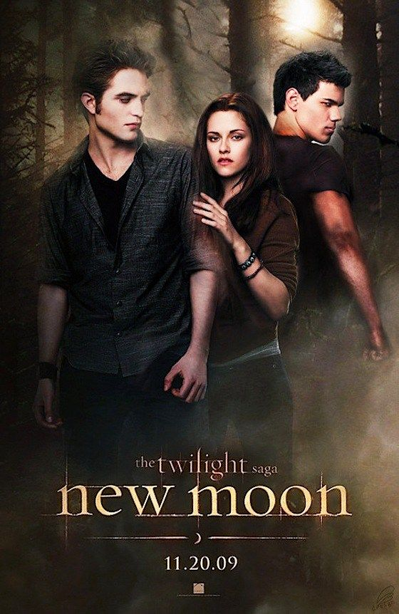 The Twilight Saga New Moon (2009) Hindi Dubbed Online Full Watch Movie