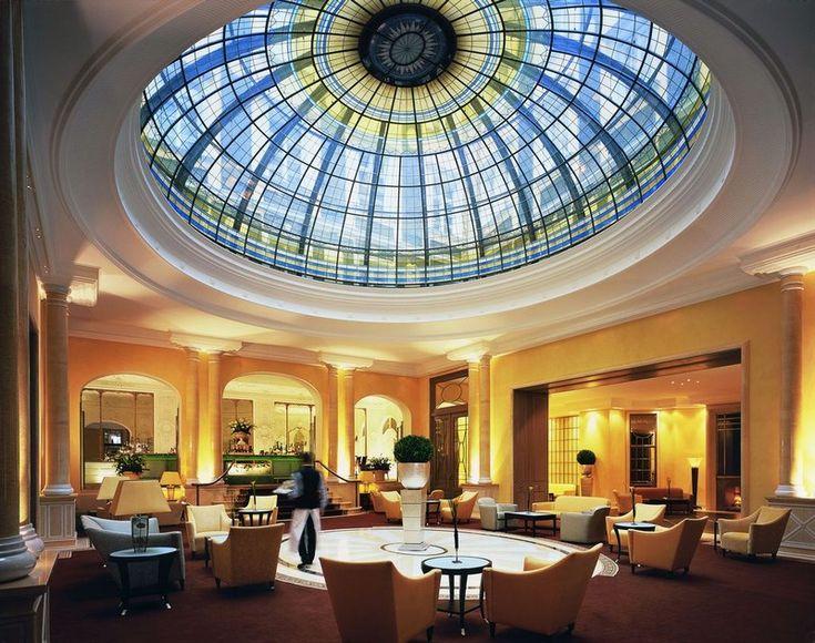 Bayerischer Hof: Luxury καταφύγιο στο Μόναχο