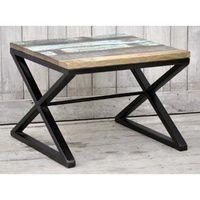 Madison- Geometrical Hardwood timber coffee table