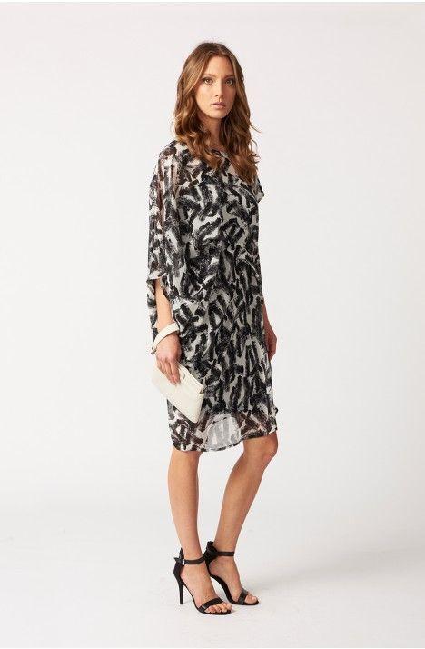 Fenzela Asymetrical Dress