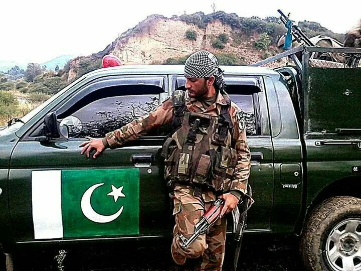 Pakistan army .....