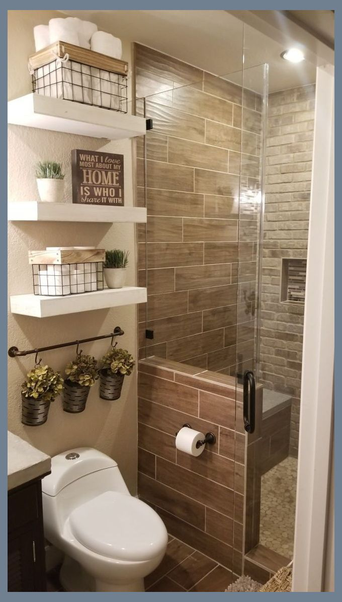 20 Best Bathroom Remodel Ideas On A Budget That Will Inspire You Ideas For Small Bat Bathroom Decor Apartment Bathroom Design Small Master Bathroom Makeover