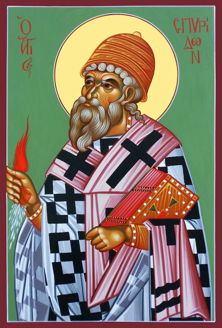 Ο Άγιος Σπυρίδων, Saint Spyridon, Святитель Спиридон by Michael Hadjimichael on 500px