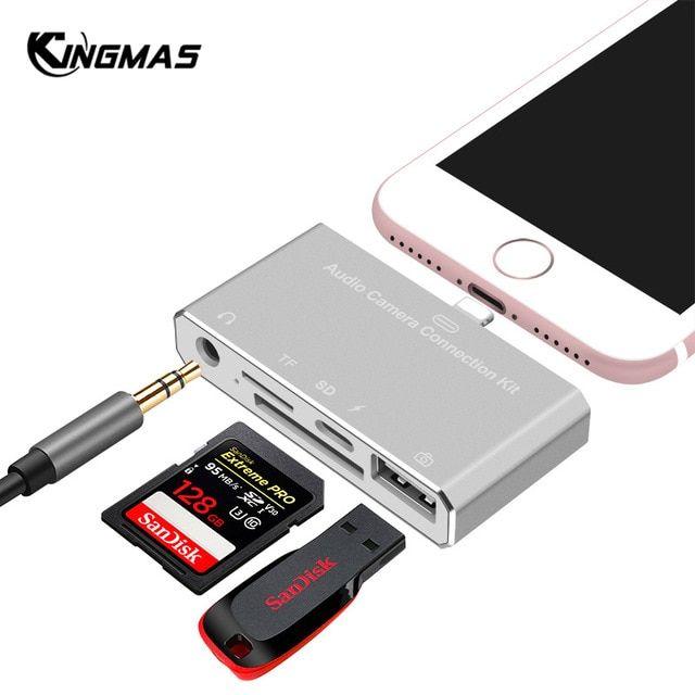 【2 Pack】 Adaptador de iPhone Adaptador Jack de 3,5 mm Conector de Auriculares Compatible con iPhone 7//8//X//XR//XS//11 MAX Convertidor para Auriculares Divisor de Audio Compatible con Todos los iOS Negro