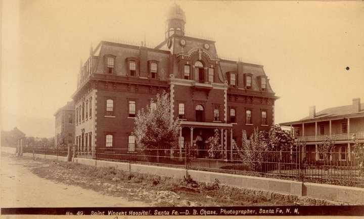 Old St. Vincent Hospital, now Drury Plaza Hotel