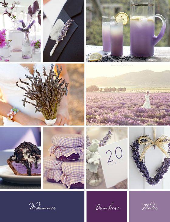 Dufte Idee: Lavendel wird zum Hochzeitstrend | Hochzeitsblog Fräulein K. Sagt Ja
