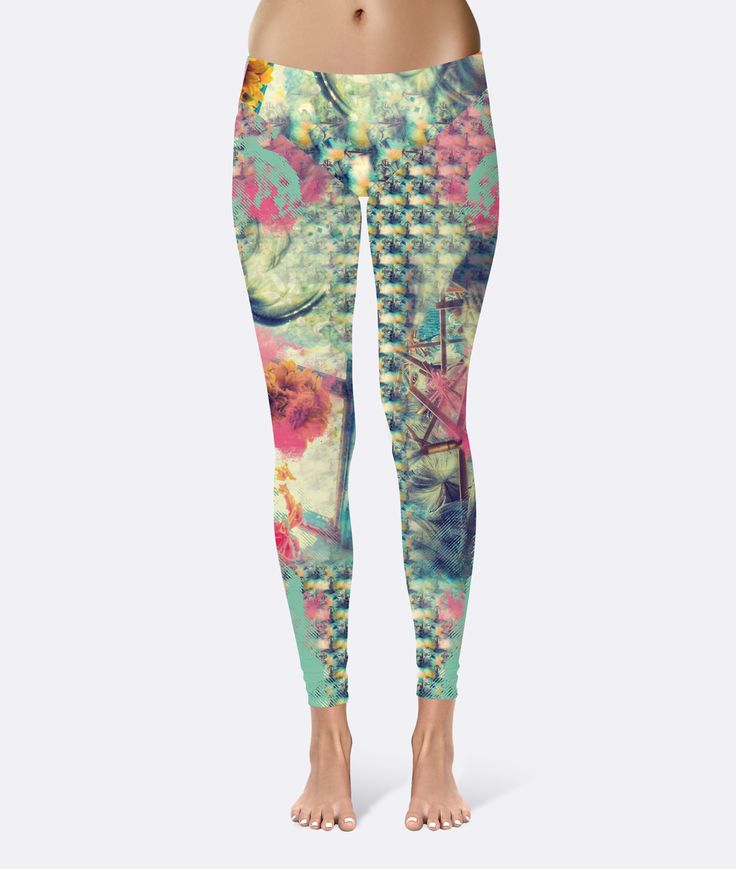 Sunflower S/S 2015 - fitness tights coming soon from gonoly - Sport is our fashion. Fashion is our sport. Romance sport - www.gonoly.com