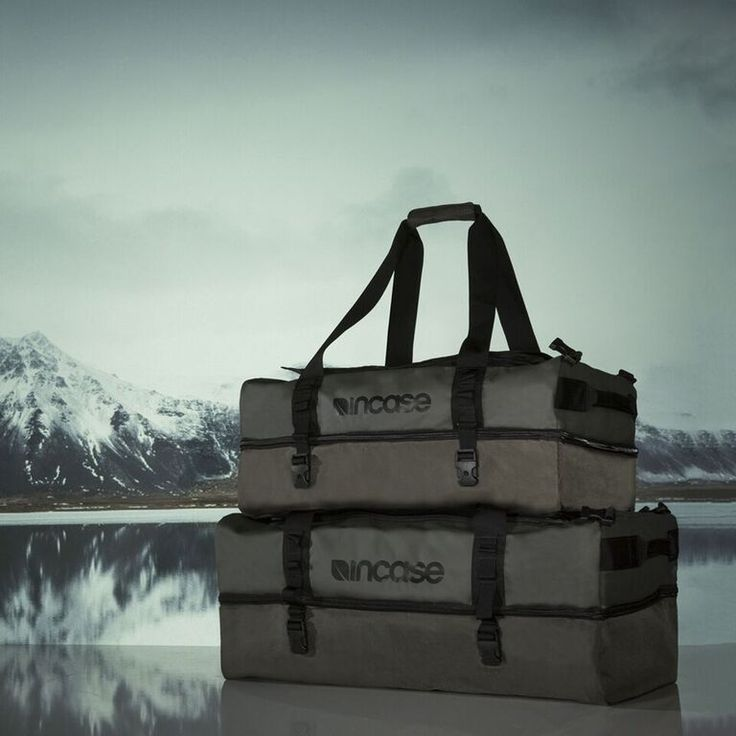 Incase TRACTO Collection. Keep gear safely organized.