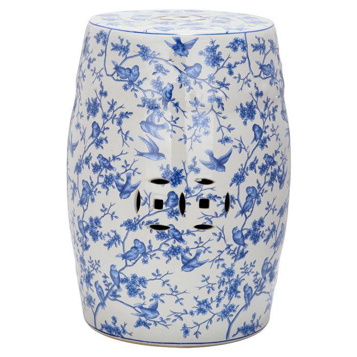 Ava Garden Stool With Images Ceramic Garden Stools