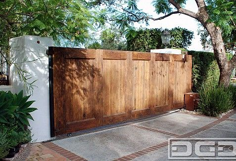 LA's Quality Custom Spanish Style Automatic Driveway Gate Manufacturer | Dynamic Garage Door Projects