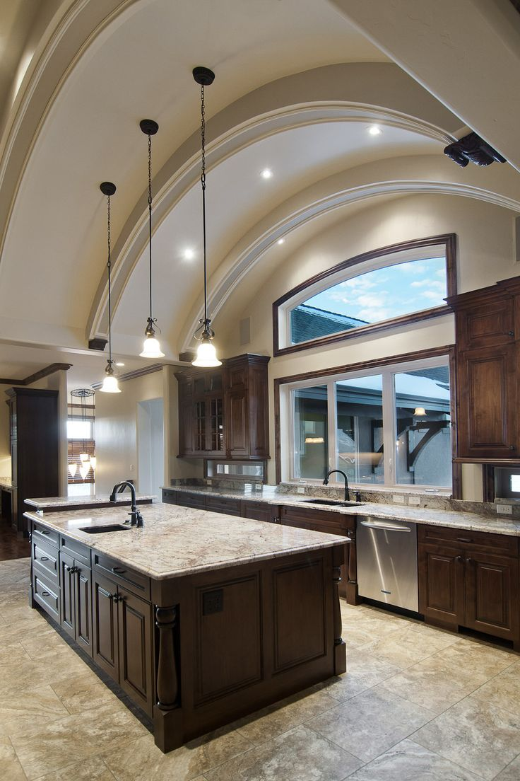 Best 41 Best Images About Kitchens W Dark Cabinets On Pinterest 640 x 480