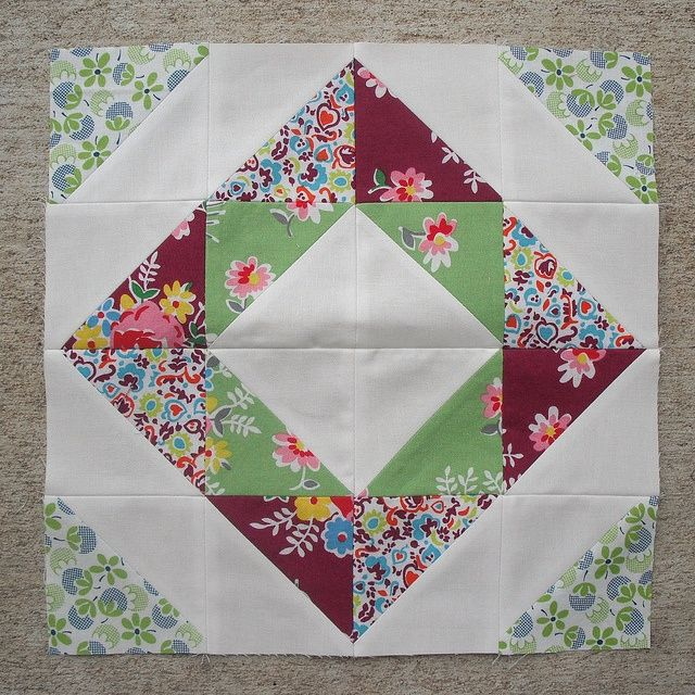 25 Creative Patchwork Tile Ideas Full Of Color And Pattern: Best 25+ Diamond Quilt Ideas On Pinterest