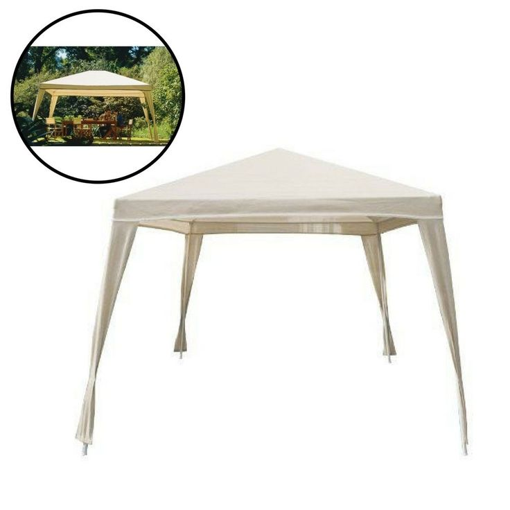 Gazebo Replacement Canopy 10X12 Patio Outdoor Garden Cover Sunshade Waterproof  #Unbranded