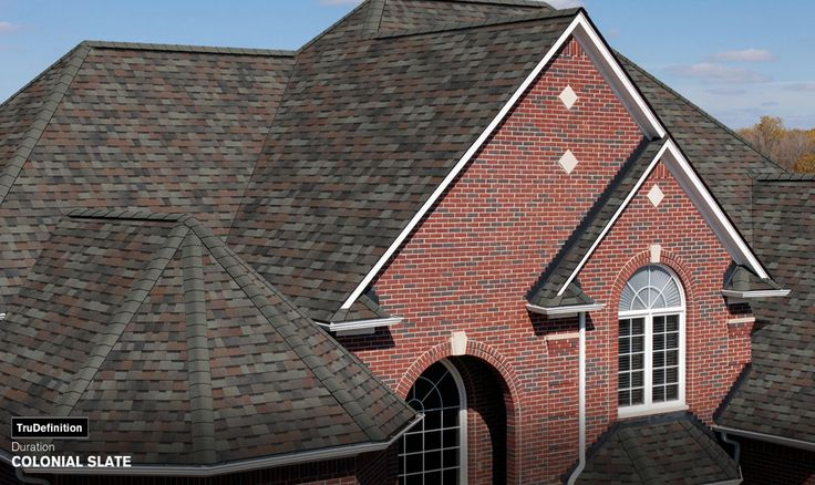 Best Owens Corning Duration Shingles In Colonial Slate Architectural Shingles Roof Roof Shingle 400 x 300