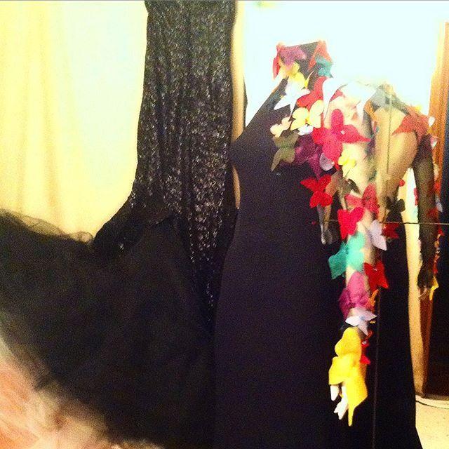 #fashion#handmade#colors#butterfly#moda#black#madeinitaly#couture#chic#picoftheday#eveningdress#sardinia#trend#instafashion#laboratoriostilistico#workinprogress#