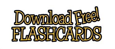 Download FREE Flashcards organised according to the Australian Curriculum