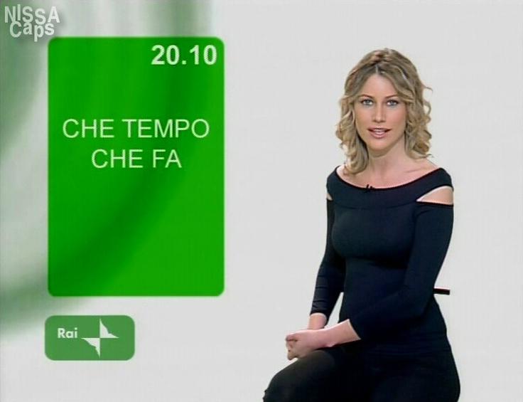 Giorgia Würth, attrice, conduttrice televisiva e annunciatrice televisiva italiana, nata a Genova, Liguria, Italy