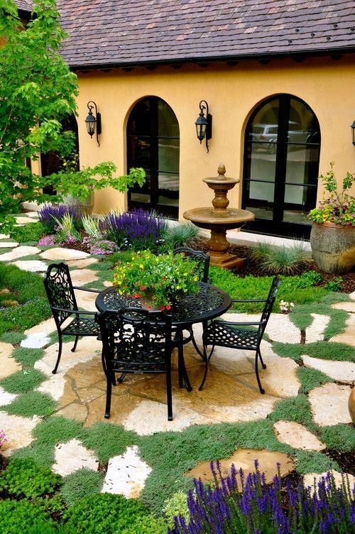 die besten 17 ideen zu mediterranean adirondack chairs auf, Gartenarbeit ideen