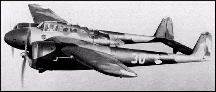 Fokker G-1 Jachtkruiser