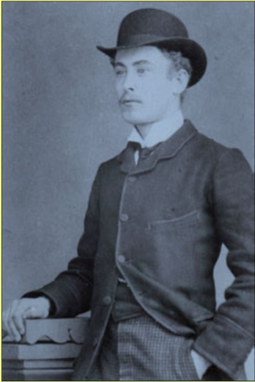 Henry Grover, the Father Of The Club