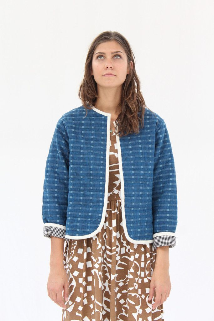 Ace & Jig Quilted Jacket Union