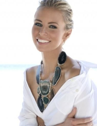 Niki Taylor...she was always my favorite...even after her car accident. <3
