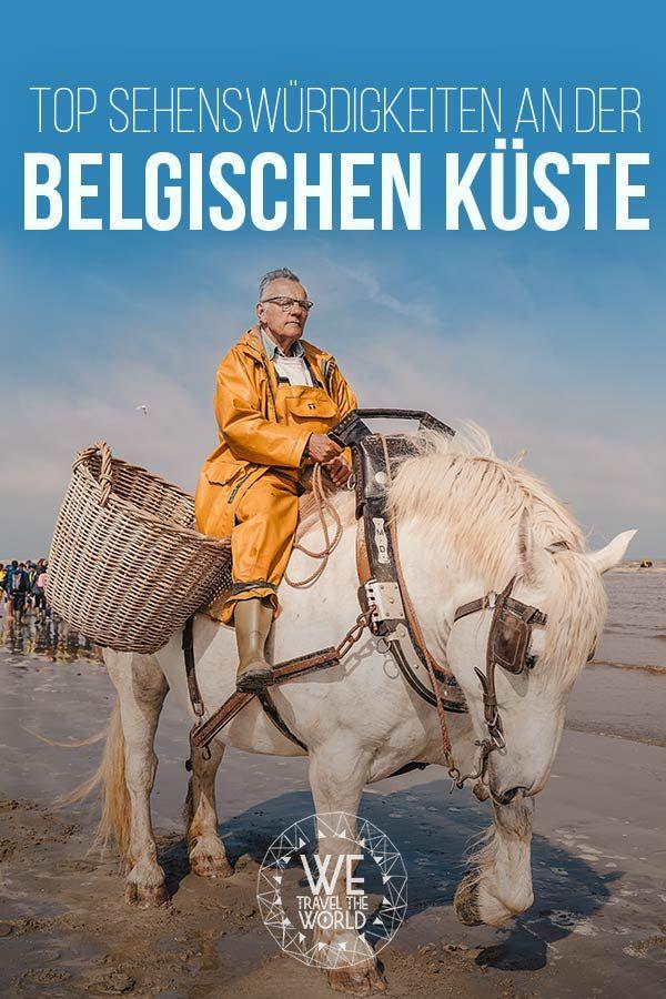 Belgische Küste: Der ultimative Guide mit 16 Dingen, die jeder gesehen und gemacht haben sollte [+Hotels & Restaurants]