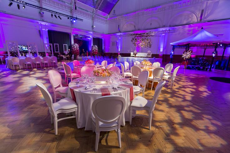 Wedding's at The Lindley Hall. Royal Horticultural Hall. Central London Wedding Venue.
